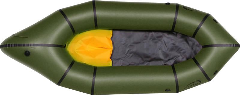сверхлёгкая и прочная надувная лодка